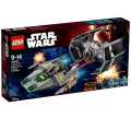 LEGO 75150 TIE Advanced kontra myśliwiec A-Wing