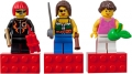 LEGO® 852948 Female Minifigure Magnet Set