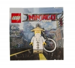 LEGO® 5004915 The Ninjago Movie Master Wu Key Chain