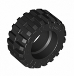 LEGO® 4619323 Tyre Normal Wide Ø30,4 X 14