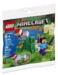 LEGO® 30393 Minecraft™ Steve and Creeper™ Set