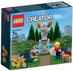 LEGO® 40221 Fountain