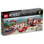 LEGO® 75889 Ferrari Ultimate Garage