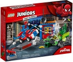 LEGO® 10754 Spider-Man kontra Skorpion