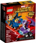 LEGO® 76073 Mighty Micros: Wolverine kontra Magneto
