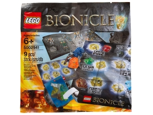 LEGO® 5002941 Bionicle Hero Pack