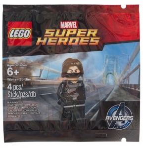 LEGO® 5002943 Winter Soldier
