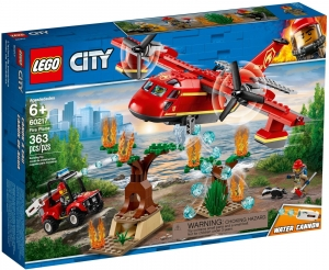 Lego 60217 Samolot Strażacki Manami Sprzedaż Klocków Lego I