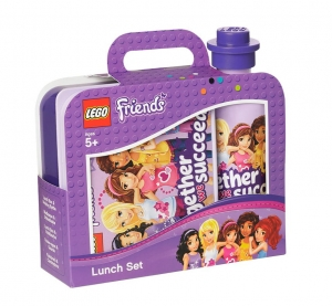 LEGO® 40591732 Lunch set Friends fioletowy