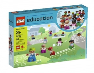 LEGO® 9222 World People Set