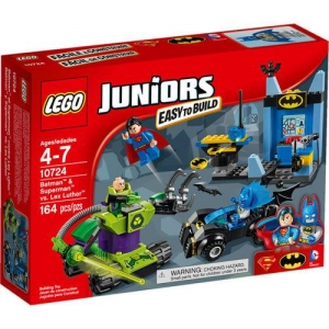 LEGO® 10724 Batman™ i Superman™ kontra Lex Luthor™