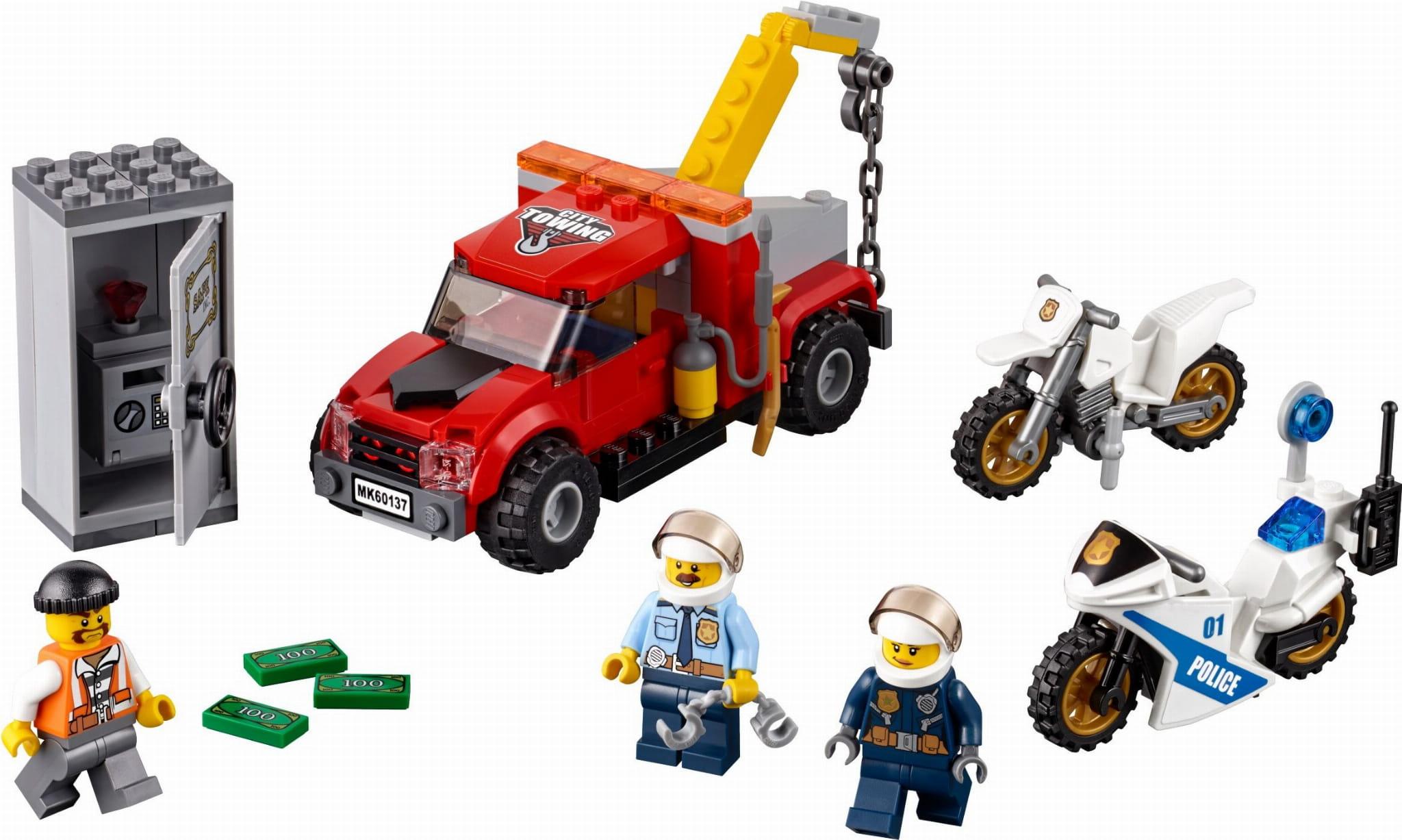 Lego 60137 Eskorta Policyjna Manami Sprzedaż Klocków Lego I