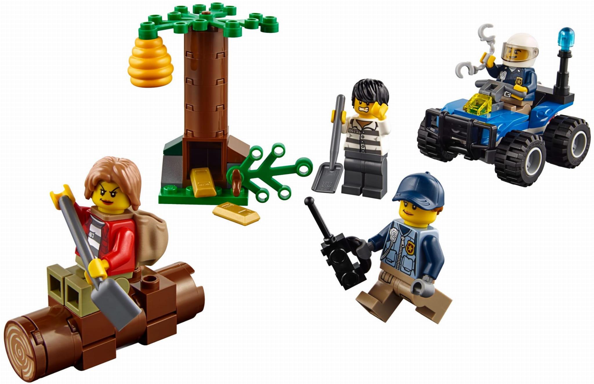 Lego 60171 Uciekinierzy W Górach Manami Sprzedaż Klocków Lego I