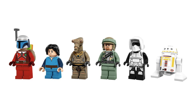 Lego 75023 kalendarz adwentowy lego star wars manami for Adventskalender duplo