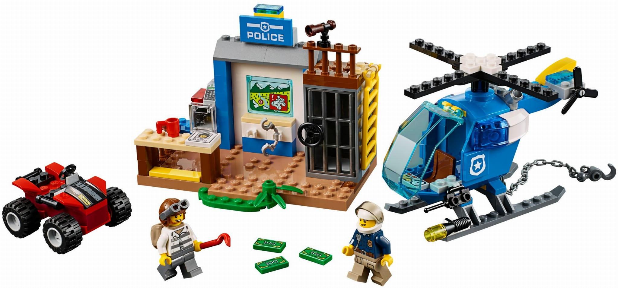 Lego 10751 Górski Pościg Policyjny Manami Sprzedaż Klocków Lego