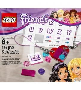 LEGO® 5004395 Jewellery and Sticker Pack