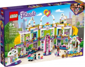 LEGO® 41450 Centrum handlowe w Heartlake City