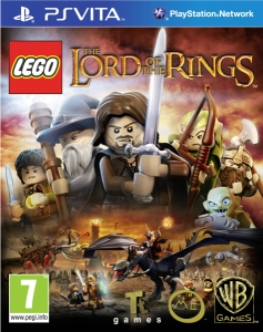 LEGO® PS VITA LORD OF THE RINGS